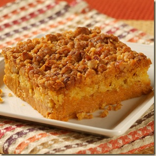Diane S Family Recipes Pumpkin Crumb Cake